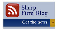 Law office of the Sharp Firm: Blog